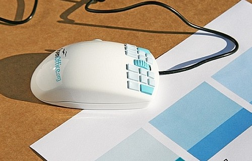 The OpenOffice Mouse